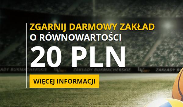 lv bet bonus 20 pln
