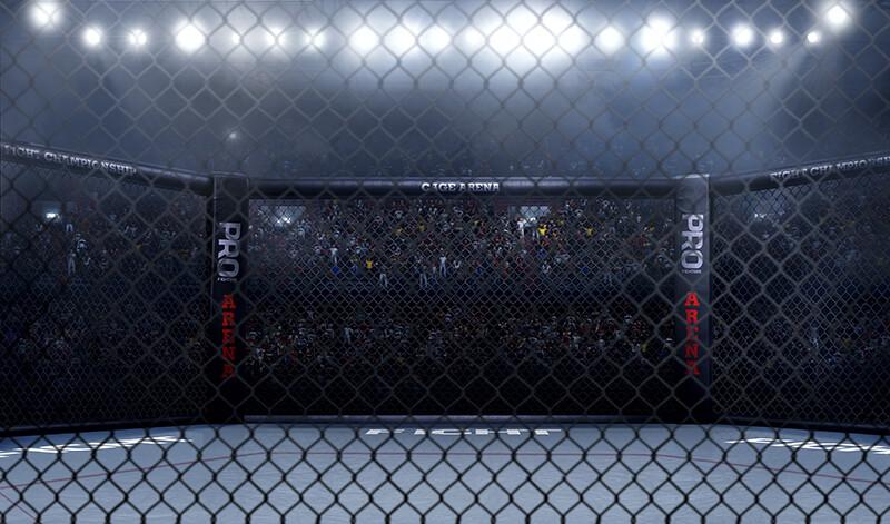 MMA na żywo i transmisje online. Gdzie oglądać live stream
