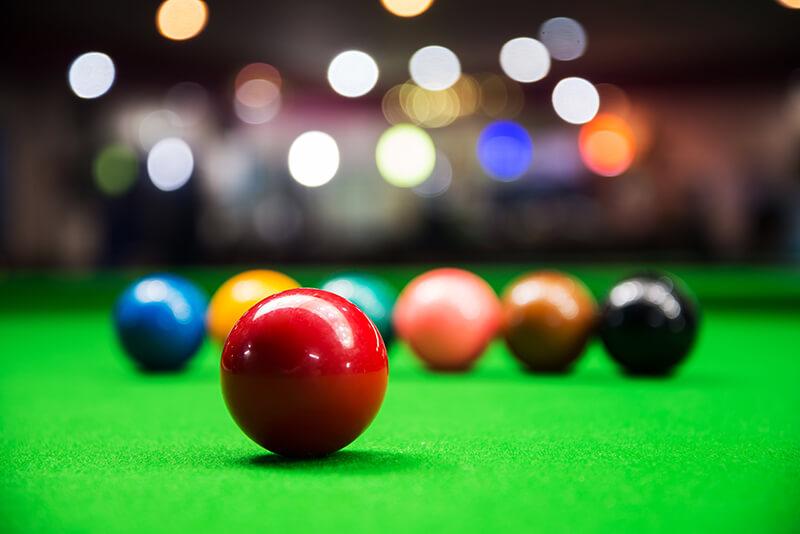 Snooker na żywo i transmisje online. Gdzie oglądać live stream