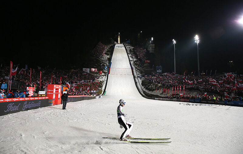 Sporty zimowe na żywo i transmisje online. Gdzie oglądać live stream