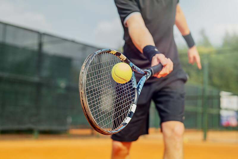 Tenis na żywo i transmisje online. Gdzie oglądać live stream