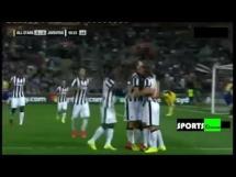 Gwiazdy A-League - Juventus Turyn