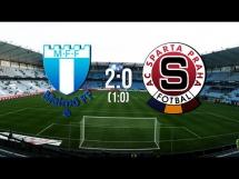 Malmo FF - Sparta Praga