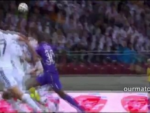 Fiorentina 2:1 Real Madryt