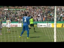 FC Homburg - Borussia Monchengladbach