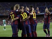 FC Barcelona - Club Leon