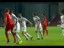 FC Kopenhaga 2:3 Bayer Leverkusen