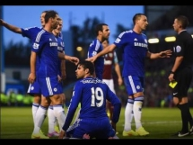 Chelsea Londyn 2:0 Leicester City
