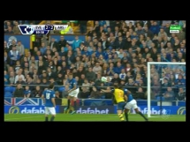Everton 2:2 Arsenal Londyn