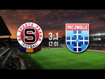 Sparta Praga - PEC Zwolle