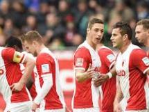 Augsburg 4:1 AZ Alkmaar