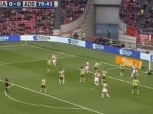 Ajax Amsterdam 1:0 Den Haag