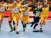 VIVE Kielce - MKB Veszprem 38:38 (4:3 karne)