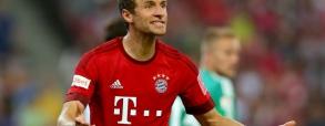 Bayern Monachium - Schalke 04 2:0