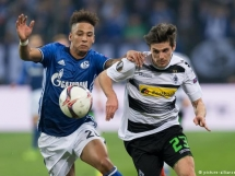 Borussia Monchengladbach 1:1 Schalke 04