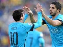 Las Palmas 1:2 FC Barcelona