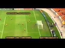 Niesamowity samobój Simphiwe Mtsweni w meczu Kaizer Chiefs