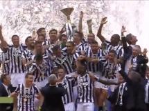 Juventus świętuje mistrzostwo Włoch