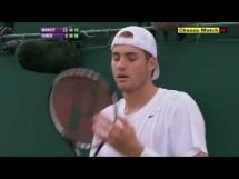 Najdłuższy mecz w historii tenisa (Mahut - Isner, Wimbledon 2010)