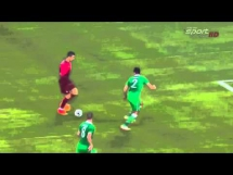 Mega kiks Cristiano Ronaldo w meczu z Irlandią!