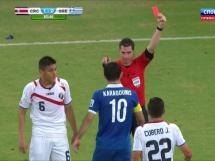 Kostaryka wygrała z Grecją po rzutach karnych!