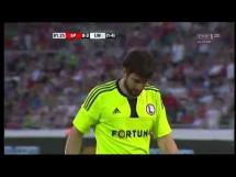 Legia wygrała 5:0 i awansowała do 3. rundy el. LM!