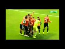 Wspaniała akcja i gol Legii w meczu z Celtikiem Glasgow