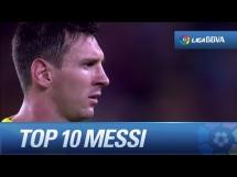 Top 10 goli Leo Messiego w sezonie 2013/2014