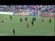 Piękny gol Lewandowskiego w meczu z gwiazdami MLS