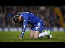 Wpadki Torresa w meczach przedsezonowych Chelsea