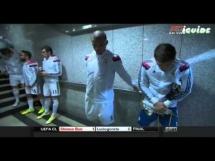 Arbeloa zignorował Casillasa w tunelu przed meczem!