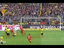Najszybszy gol w historii Bundesligi autorstwa Karima Bellarabi'ego!