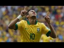 Piękny gol Neymara w towarzyskim meczu z Kolumbią