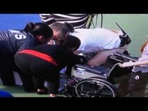 Shuai Peng zasłabła na korcie w półfinale US Open!