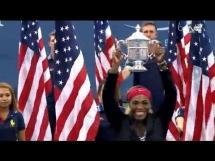 Serena Williams wygrała US Open!