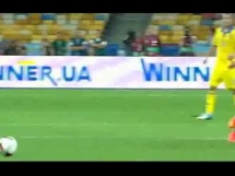 Ukraina - Słowacja 0:1