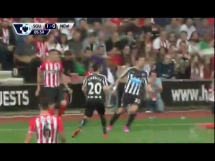 Southampton 4:0 Newcastle United