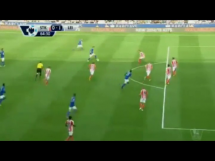 Stoke City 0:1 Leicester City