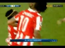 Olympiakos Pireus - Atletico Madryt 3:2