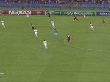 AS Roma - CSKA Moskwa 5:1