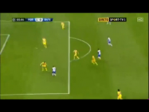 FC Porto - BATE Borysów 6:0