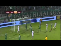 Panathinaikos Ateny - Dynamo Moskwa 1:2
