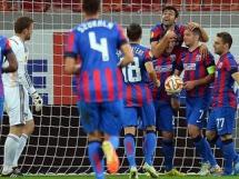 Steaua Bukareszt 6:0 Aab Aalborg