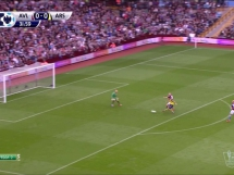 Aston Villa 0:3 Arsenal Londyn