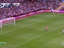 Aston Villa - Arsenal Londyn
