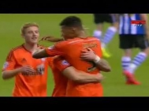 Wigan Athletic - Ipswich Town 1:2