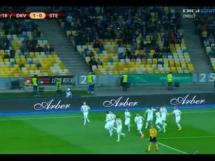 Dynamo Kijów - Steaua Bukareszt