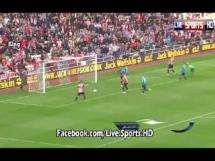 Sunderland - Stoke City 3:1