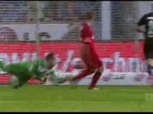 Bayer Leverkusen - Paderborn 2:2