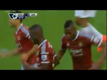 West Ham United - Queens Park Rangers 2:0